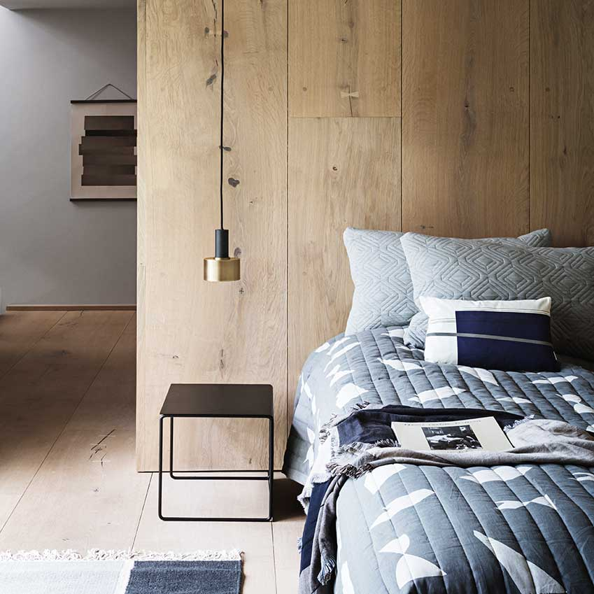 Sleep simplicity from Ferm Living.