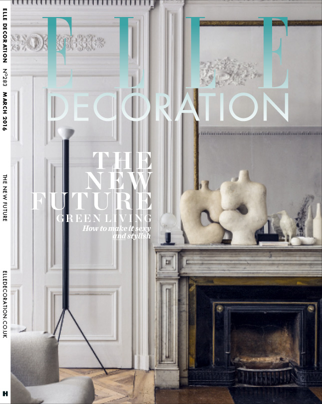ELLE Decoration Subscriber cover March 2016