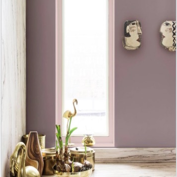 Dulux Colour of the Year 2018: Heart Wood