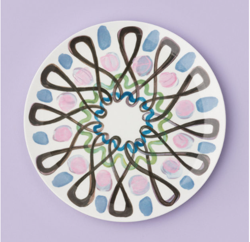 Peter Pilotto ceramic plates, £39 each.