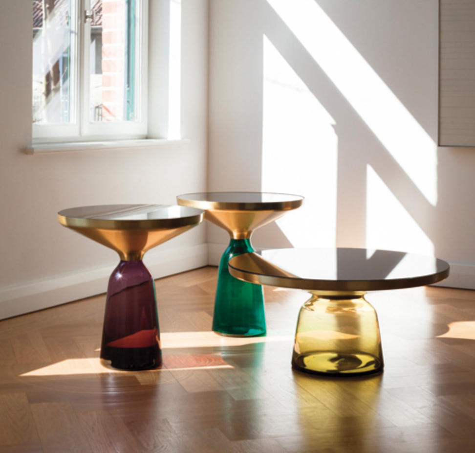 Dream Buy: Sebastian Herkner's Bell table for ClassiCon