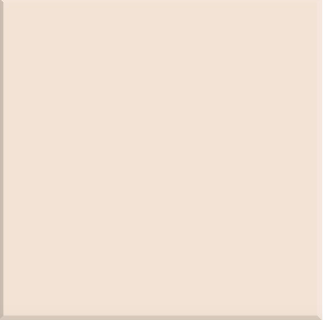'Peach Sorbet' gloss tile from the Prismatics range at Johnson tiles. Suitable for interior walls only.