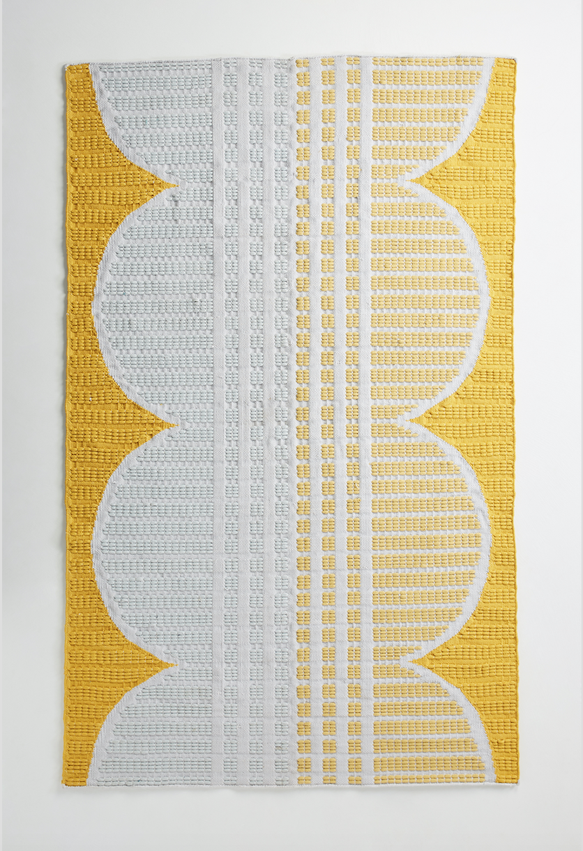 'Sabrina' IndoorOutdoor rug from Anthropologie, £598.