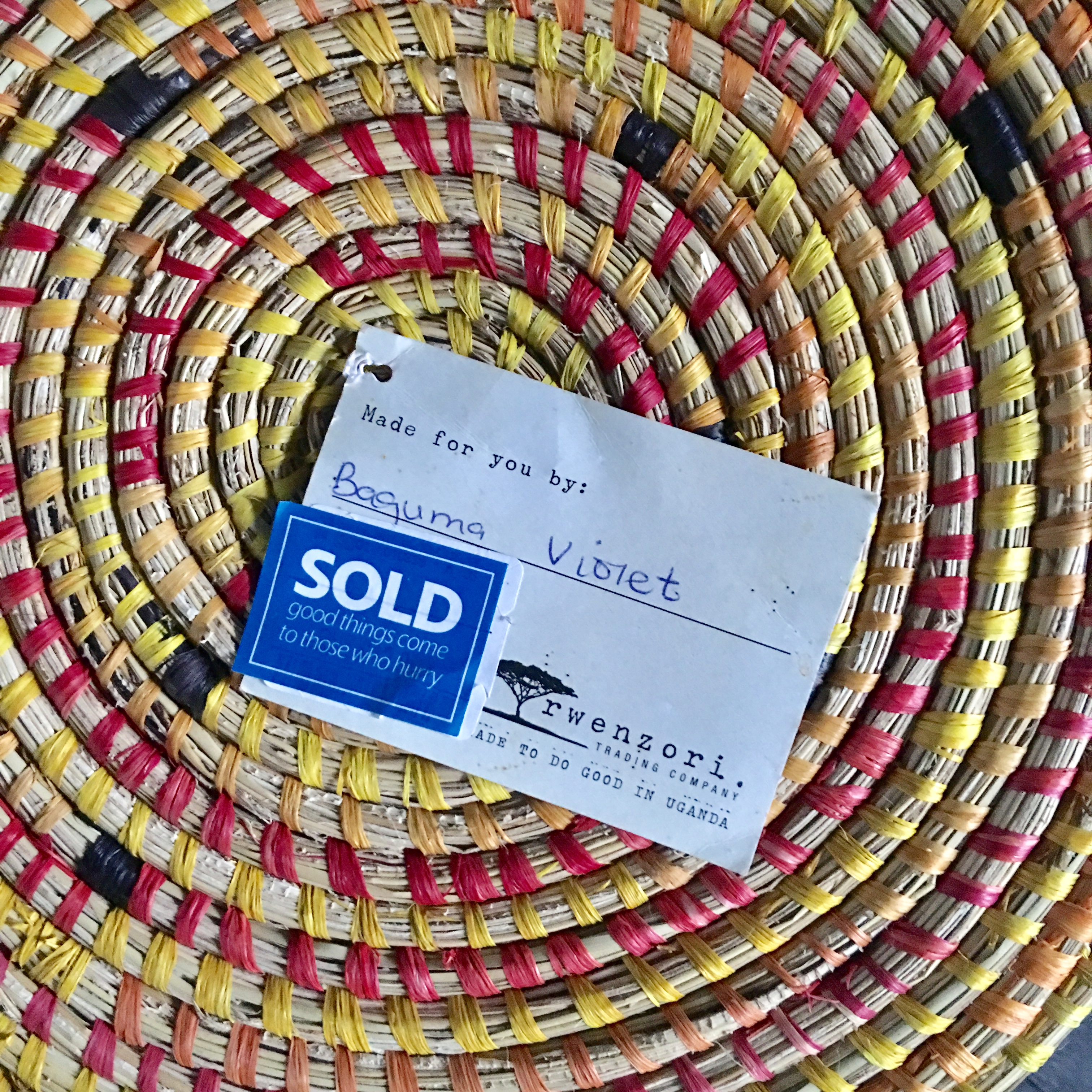 TK Maxx x Rwenzori rattan baskets, £12.99