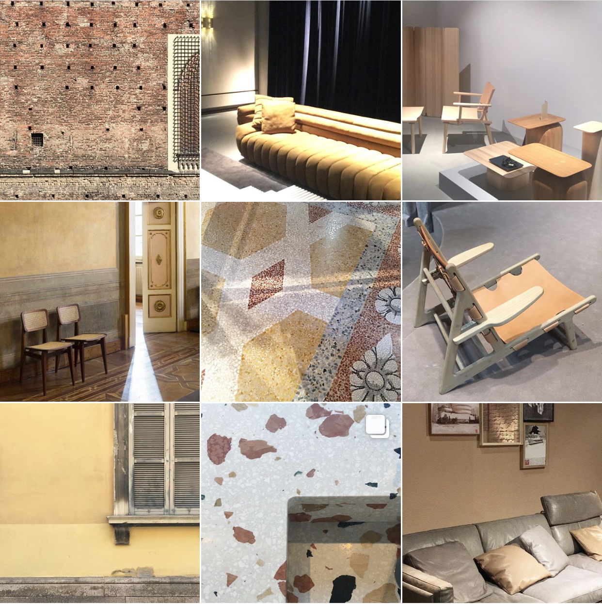 Milano Mustard: @michelleogundehin Instagram moodboard