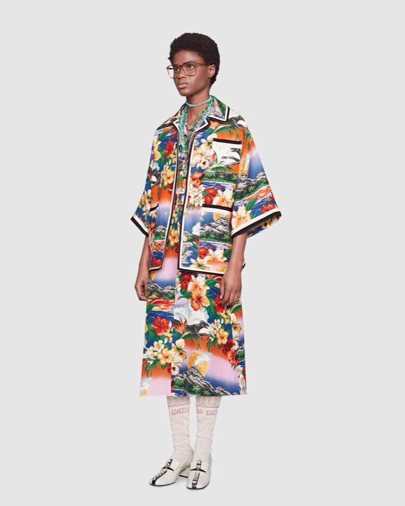 Gucci Spring Summer 2018 collection