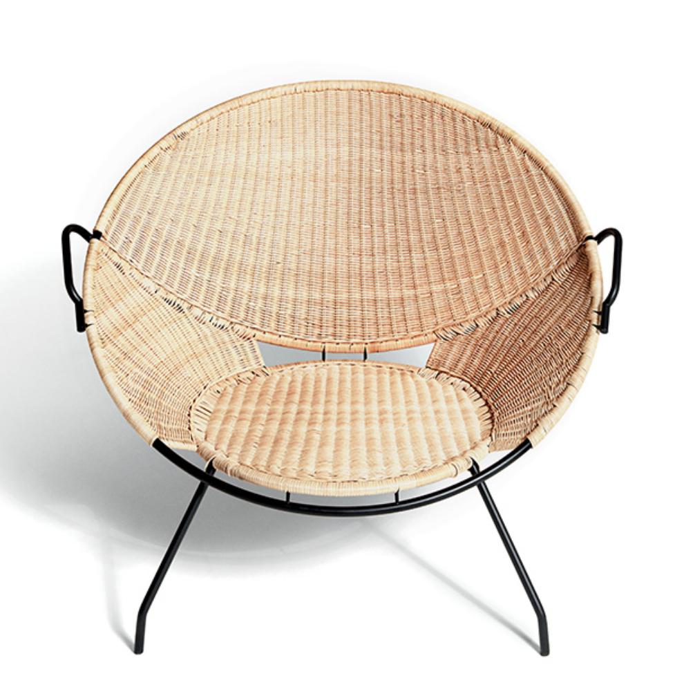 The 'T.54 Archivio Storico Bonacina 1889' chair, designed in 1954, De Padova.