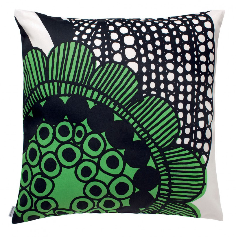 The 'Siirtolapuutarha' fabric design, a classic from Marrimekko