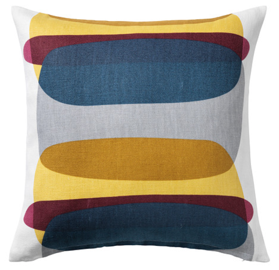 The 'Malin Figur' cushion cover from IKEA, £7. Ikea.com