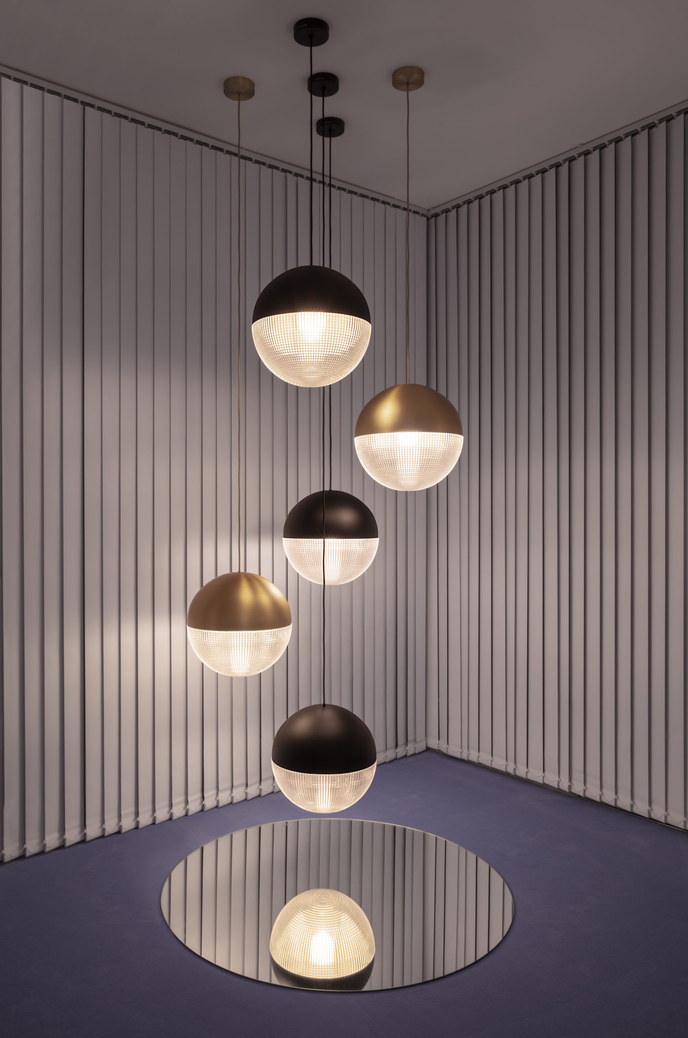 Lee Broom new lights