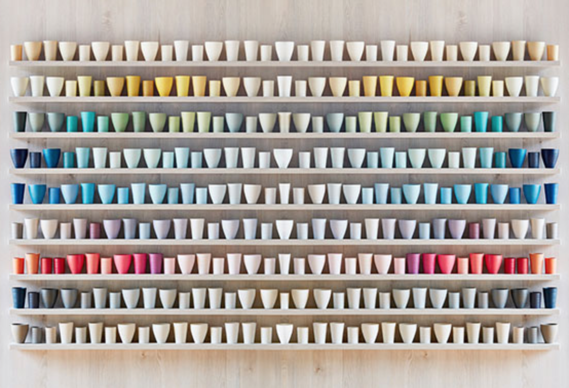 50 new colours of Sanderson paints, released in September 2018