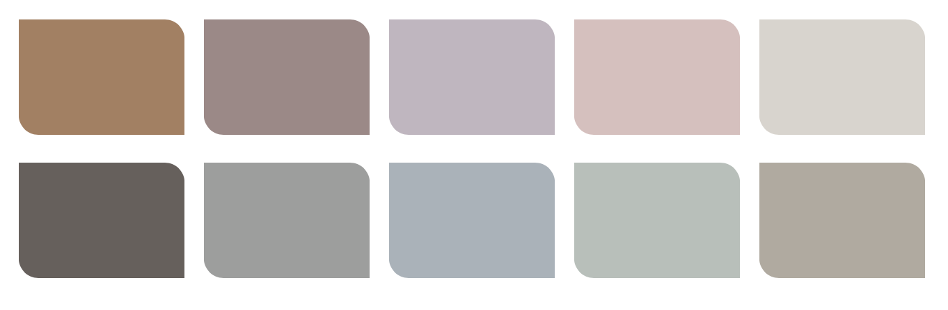 The Dulux 'Soft Pastels' palette featuring COTY, 'Spiced Honey'