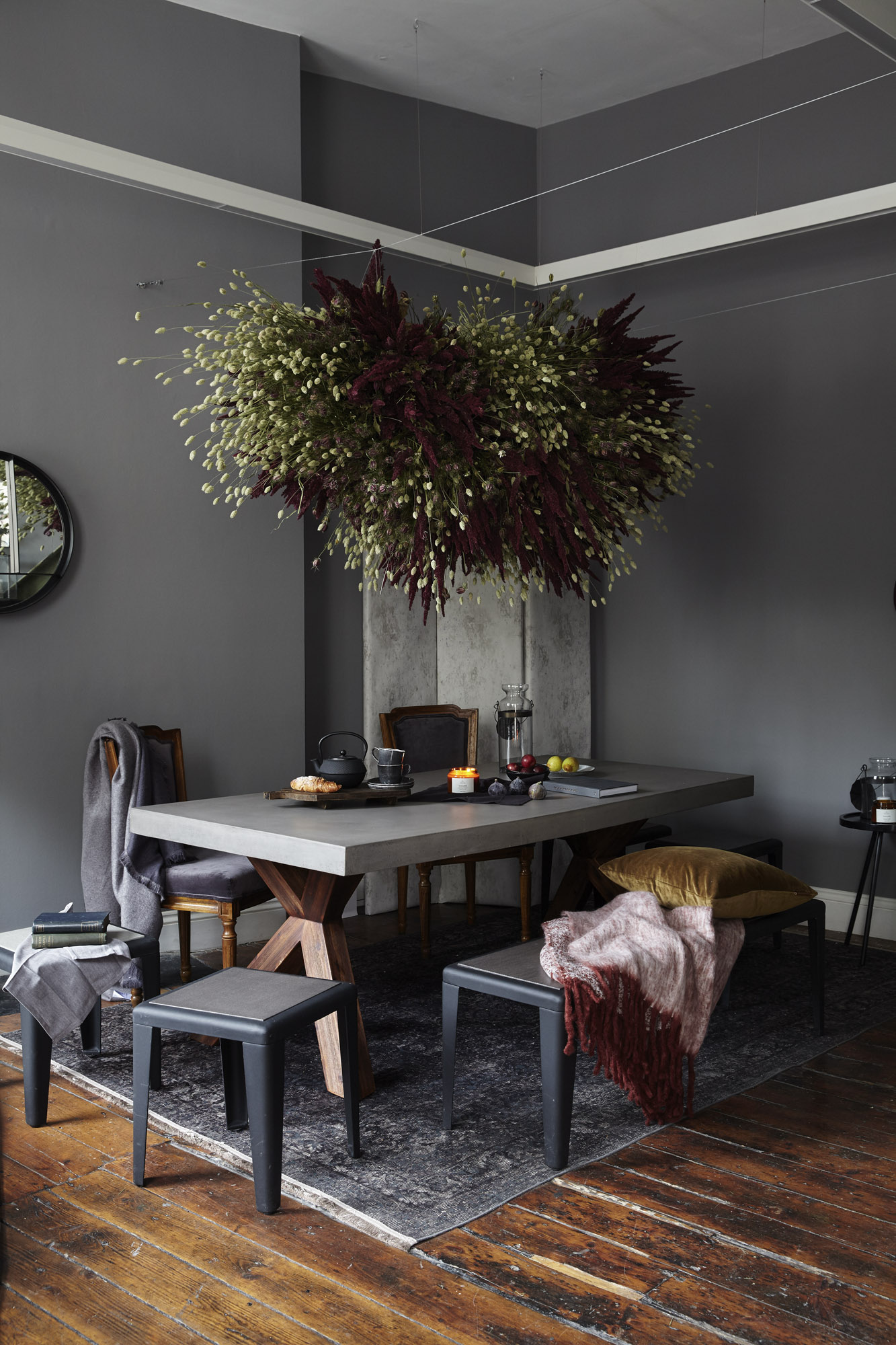 At Home with Hostmaker: Botanist room set LDF18