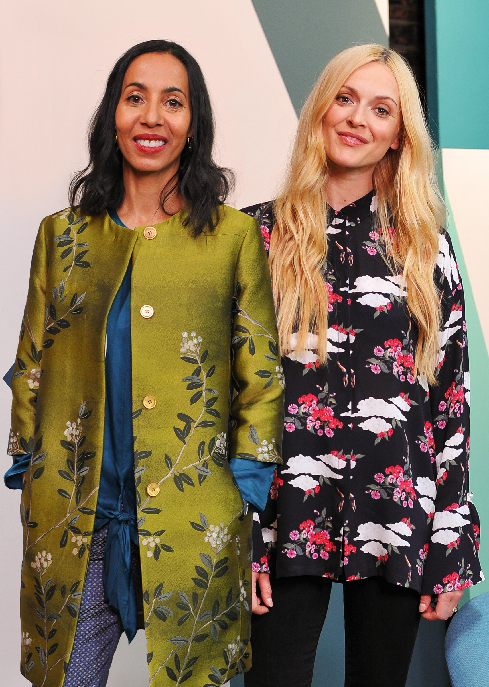 Fearne Cotton Michelle Ogundehin