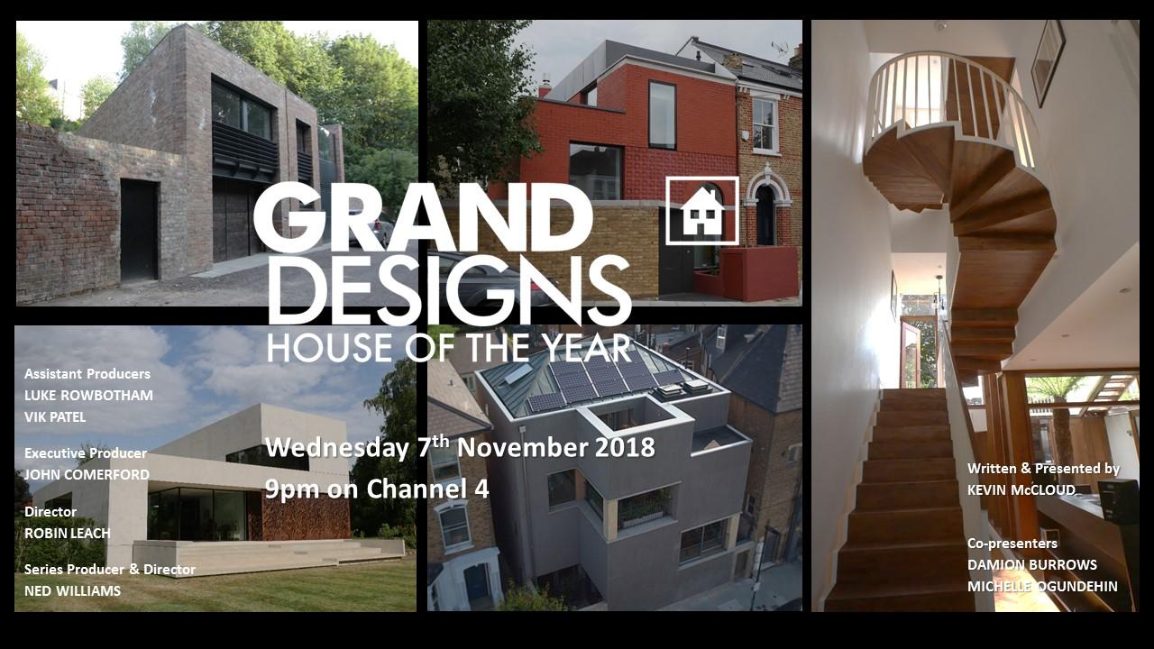 Grand Designs 2018