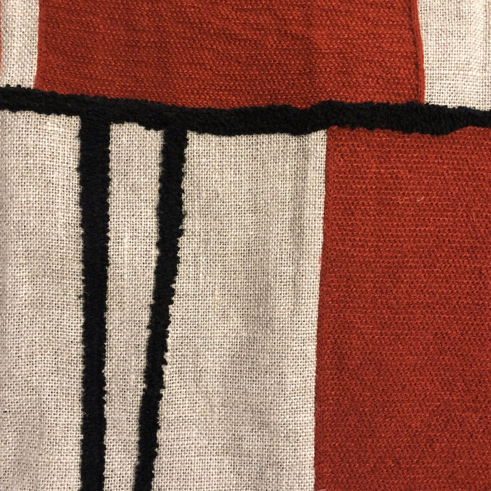 Detail of 'Zeppelin Coquelicot' (07948002) from Boussac