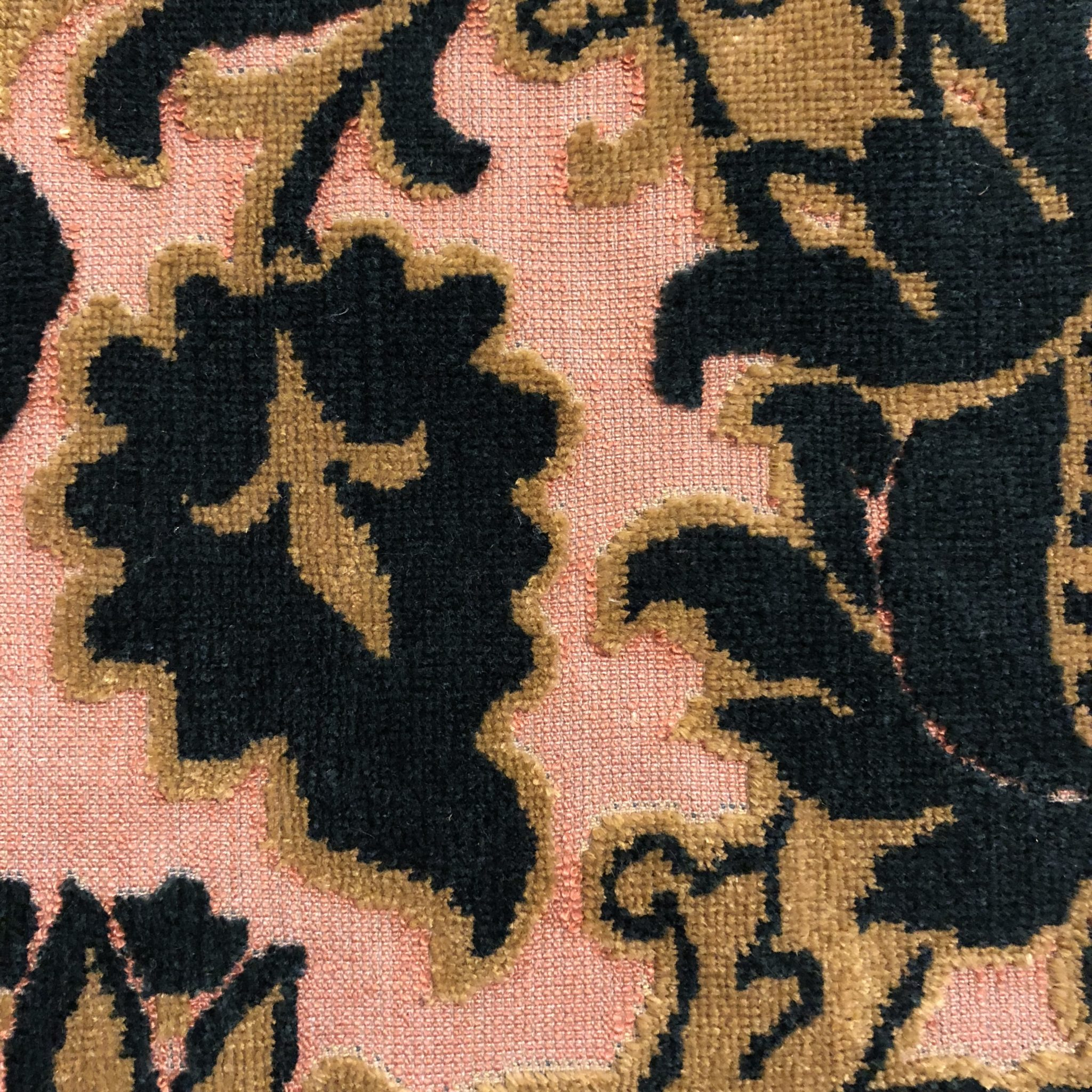 Details of Watts of Westminster fabric