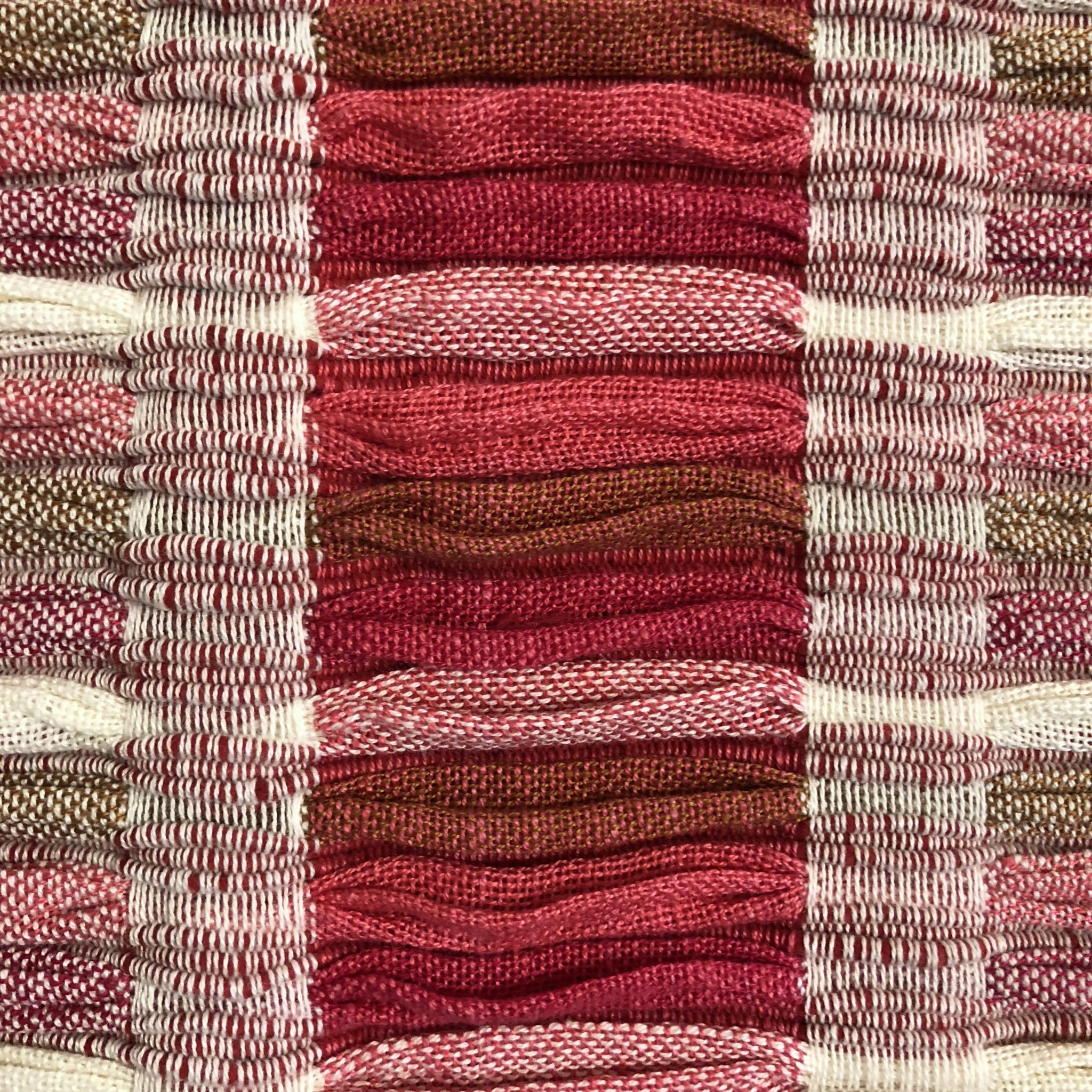 Detail of 'Palopo Stripe' (ARF 4060 by A Rum Fellow, available from George Spencer Design