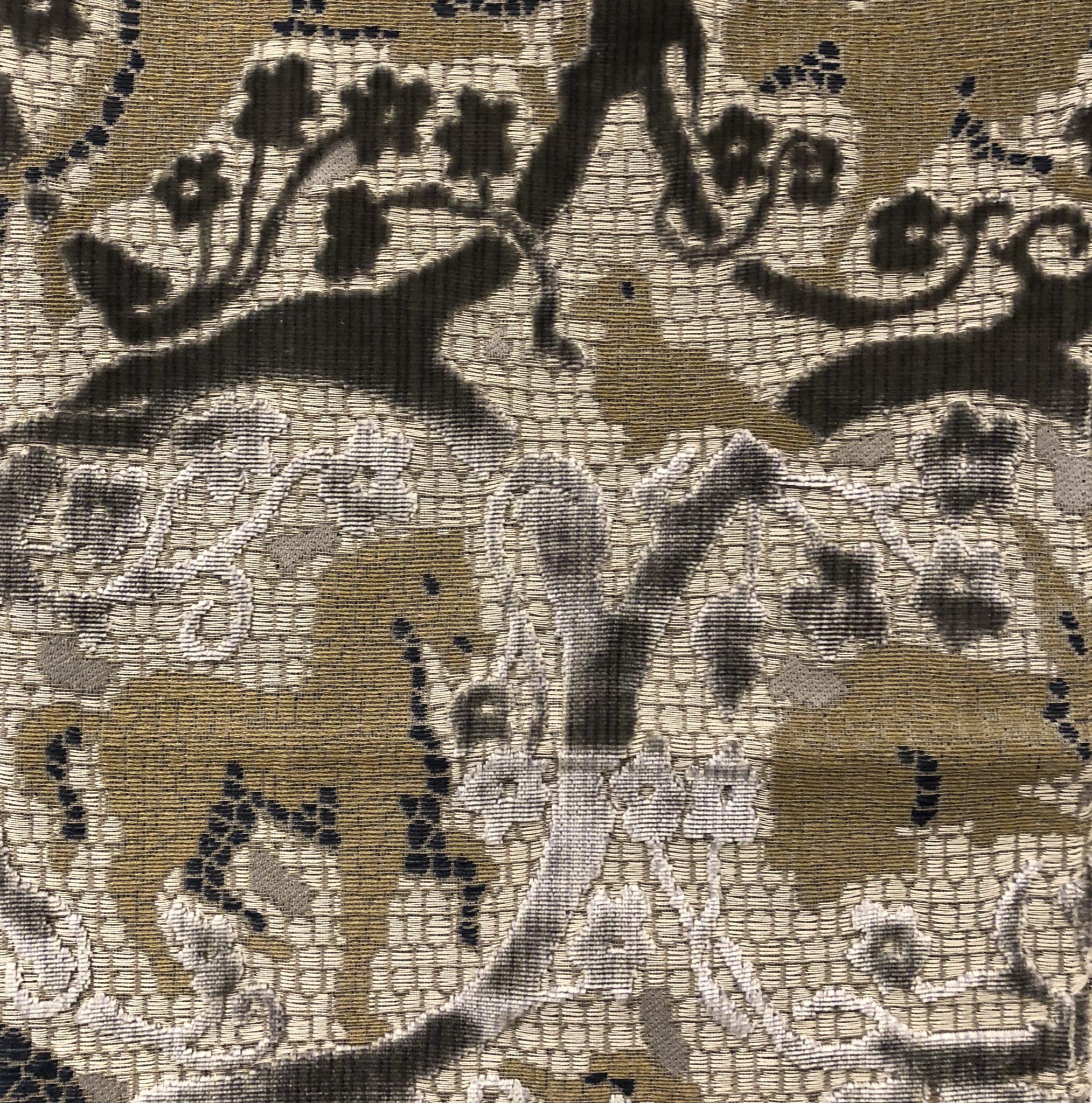 Detail of 'Mosaico' (401/3587) Multicolore Azzuro, Luigi Beuilacqua at Alton Brooke