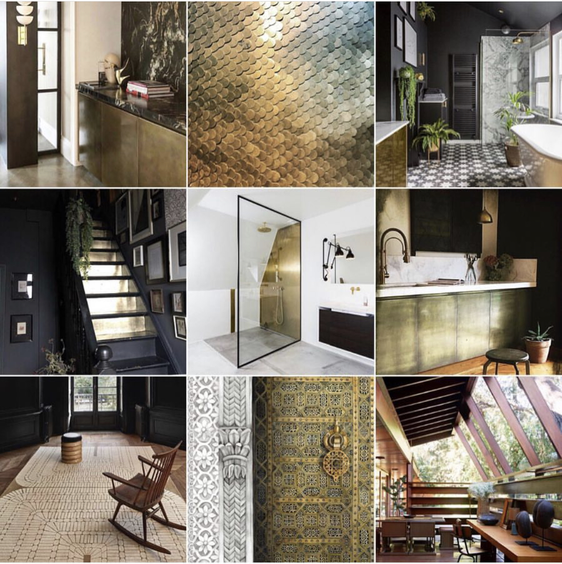 Brass @michelleogundehin IG moodboard (click through for full credits)