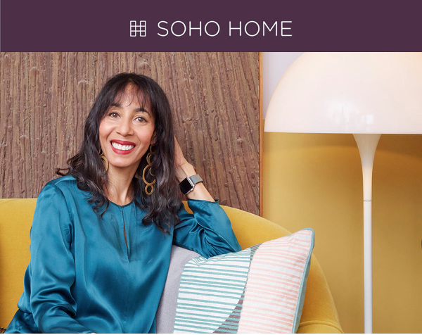 Portrait for Soho Home by Darren Chung