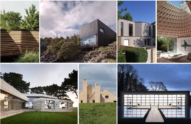 Contenders for Grand Designs: House of the Year 2019