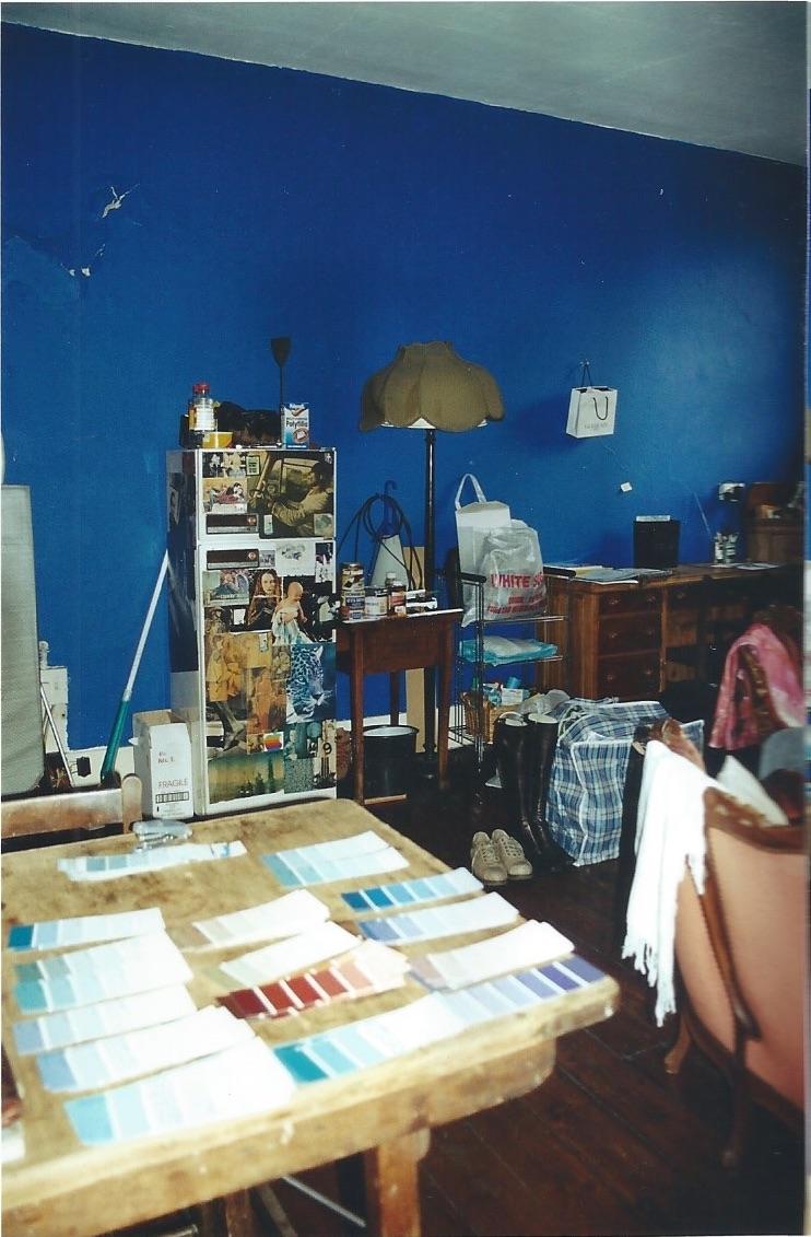 Shoreditch loft: before...